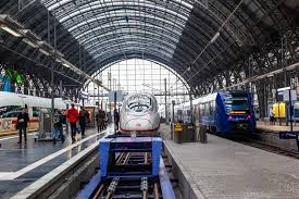 how to travel germany by train