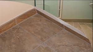 bathroom tile baseboard ideas