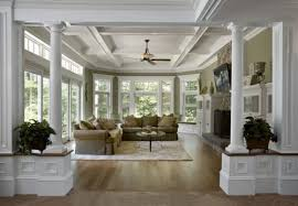 Columns In House inside columns - home design
