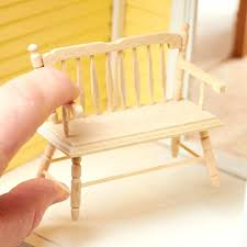 unfinished dollhouse furniture. Unfinished Wood Dollhouse Compare Size Furniture