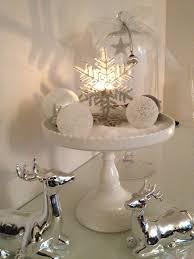 Weihnachtsdeko Silber Kaminsims Modern Dekorieren Lorbeer Blaetter Faerben