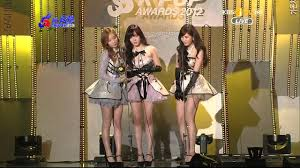 2nd Gaon Chart Kpop Awards Snsd Taetiseo Tts 2nd Gaon Chart K Pop Awards Twinkle