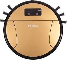 Робот-пылесос PANDA I7 gold - ОптимаБТ