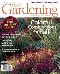 fine gardening magazine. Perfect Gardening In Fine Gardening Magazine N