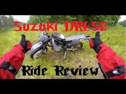 suzuki dr650 ride review you