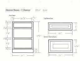 standard kitchen cabinet size uk