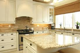 colonial white granite captivating kitchen in ideas with cabinets backsplash dark counters captivat