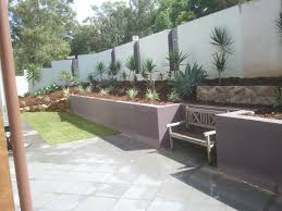 Small Picture Front garden bed ideas Gardens Seventeen Mile Rocks Nathan