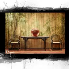 Digitaal Printen Non Woven Bamboe Ontwerp Behang Voor Wand Buy