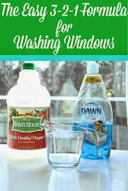 Less-Than-Perfect Life of Bliss: Easy Formula for Washing Windows 3 drops  dawn, c. vinegar - spray bottle, paper towels or Scotch-Brite Mirror  Cleaning ...