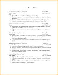 Recent Graduate Resume Recent Graduate Resumes Tolgjcmanagementco 47