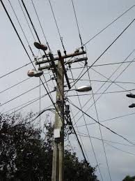 Image result for fallen electric cable