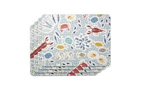 rockpool cork back placemats