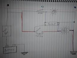 innovative led truck bed lights 9 steps (with pictures) Proz Led Rocker Switch Wiring Diagram appropriately wire the strips to the switch and relay as follows the blue circuit represents a circuit where the lights will turn on