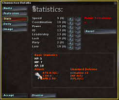 Rpg Stats Chart Attribute Role Playing Games Wikipedia