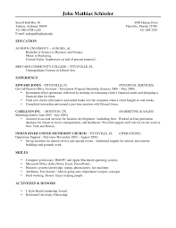 copy of a resume  resume example