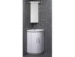 wentworth corner vanity unit