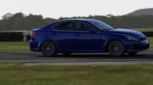 Forza 6: 2009 Lexus IS F Top Gear Power Lap 1:23:906 - YouTube