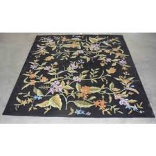 out rug village 213x305cms hand made wool rug 7a1656