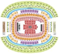 Dallas Cowboys Seating Chart At T Stadium Tickets And At T Stadium Seating Chart Buy