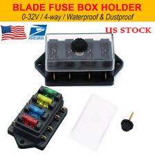 fuse box wiring diagram operations fuse box wiring diagram load bussmann fuse box 12v 24v 4 way heavy duty