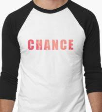 chance the rapper coloring book men s baseball ¾ t shirt