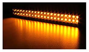 amazon com yitamotor 2 pack 22 inch amber white light bar combo amazon com yitamotor 2 pack 22 inch amber white light bar combo strobo light for jeep truck utv 4x4 wireless remote controller 120w automotive