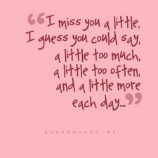 Miss You And Love You Quotes Interesting Love I Miss You Quotes