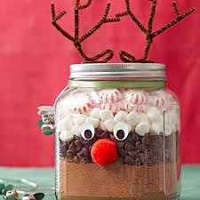 Decorated Jam Jars For Christmas Decorating Jam Jars Christmas Gifts Psoriasisguru 6