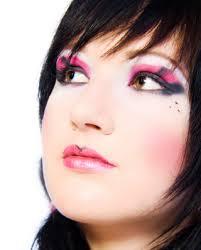 gothic makeup needs no formal