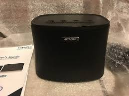 hitachi w50. hitachi w50 smart wireless speaker for smaller rooms has built-in wifi,