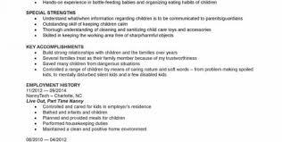 Child Care Provider Resume. Child Care Worker Resume Skills Sample