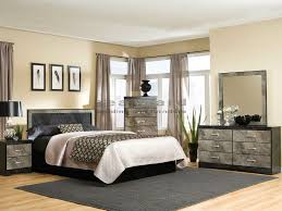 the memphis bedroom set is wrapped in a unique contrasting stone and marble finish this