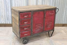 industrial themed furniture. industrial metal cupboard themed furniture