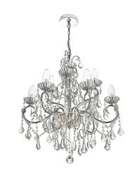 savoy 9 light bathroom chandelier