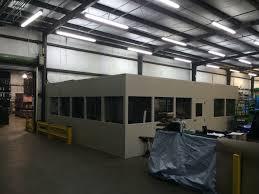 warehouse mezzanine modular office. Modular Office (2) Warehouse Mezzanine