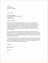 Appeal Letter Format Examples Appeal Sample Letter Financial Aid Sample Appeal Letter