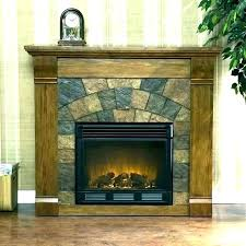 home depot gas fireplace logs vent free inserts natural oakwood 24 in with t