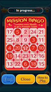 finally we have the bingo card you unlock it at level 10 you
