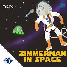 Zimmerman in Space
