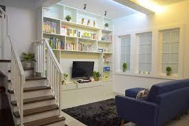 Ruang santai keluarga tidak harus berukuran besar. 10 Desain Ruang Keluarga Kekinian Ini Pas Untuk Rumah Mungil