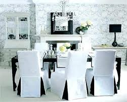 dinner chairs covers dining room chair seat cover charming gray within plans 3 on
