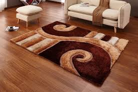 lofty idea brown and beige area rug 29