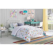 novogratz bright pop metal bed multiple sizes multiple colors com