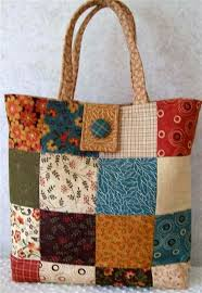 Handmade Quilted Tote Bag - ShopHandmade &  Adamdwight.com