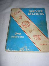 s l225 jpg 1975 jeep cj dj service shop repair manual cj 3 cj 5 cj 6