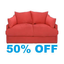 shabby chic red furniture. shabby chic sofa bed in red furniture s