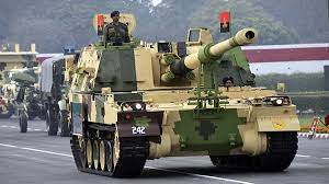 Army Deploys K-9 Vajra Howitzers In Ladakh For High Altitude Operations