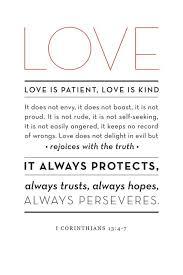 Corinthians Love Quotes