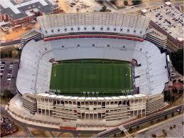 Georgia Tech Stadium Map Jordan Hare Stadium Wikipedia
